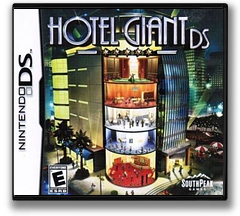 Hotel Giant DS DS cover (CGHE)
