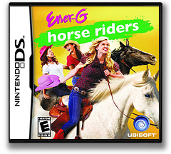 Ener-G - Horse Riders DS cover (CH4E)