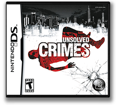 Unsolved Crimes DS cover (CICE)