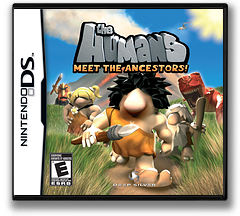 The Humans - Meet the Ancestors! DS cover (CJ3E)