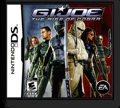 G.I. Joe - The Rise of Cobra DS cover (CJPE)