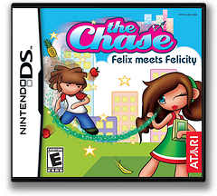 The Chase - Felix Meets Felicity DS cover (CL6E)
