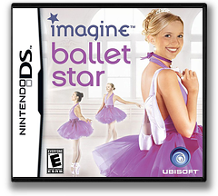 Imagine - Ballet Star DS cover (CLBE)