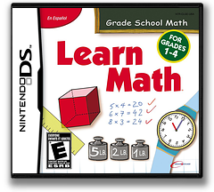 Learn Math DS cover (CLGE)
