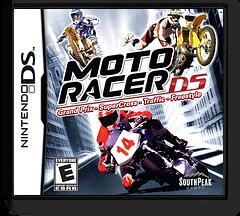Moto Racer DS DS cover (CMTE)