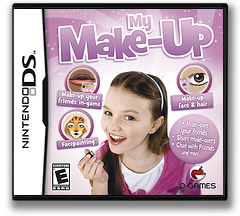 My Make-Up DS cover (CMUE)