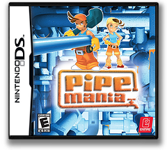 Pipe Mania DS cover (CPME)