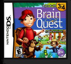 Brain Quest - Grades 3 & 4 DS cover (CQAE)
