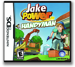 Jake Power - Handyman DS cover (CRQE)