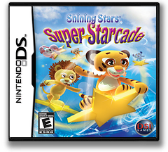 Shining Stars - Super Starcade DS cover (CS2E)