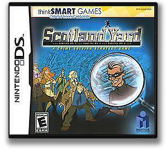 ThinkSmart Games - Scotland Yard - Hunting Mister X DS cover (CSQE)