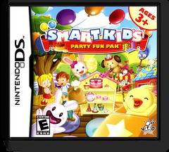 Smart Kid's Party Fun Pak DS cover (CSZE)