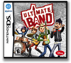 Ultimate Band DS cover (CUBE)