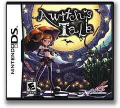 A Witch's Tale DS cover (CW3E)