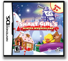 Smart Girl's Winter Wonderland DS cover (CWIE)