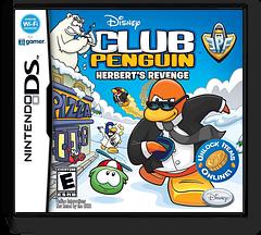 Club Penguin - EPF - Herbert's Revenge DS cover (CY9E)