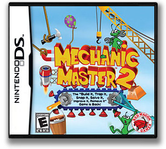 Mechanic Master 2 DS cover (CZ2E)