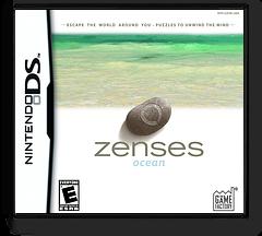 Zenses - Ocean DS cover (CZOE)