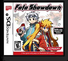 Foto Showdown DSi cover (DMFE)