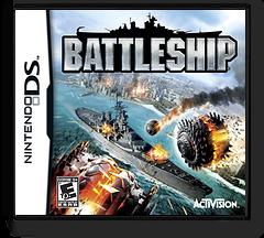 Battleship DS cover (TBTE)