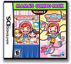 Mama's Combo Pack - Volume 2 DS cover (TCZE)
