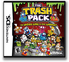 The Trash Pack DS cover (TPAE)