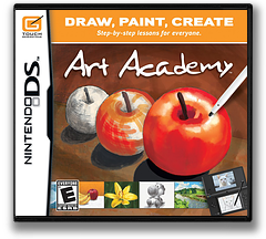 Art Academy DS cover (VAAE)