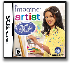 Imagine - Artist DS cover (VATE)