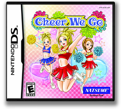 Cheer We Go DS cover (VCGE)