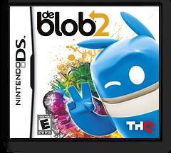 de Blob 2 DS cover (VD2E)