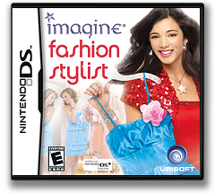 Imagine - Fashion Stylist DS cover (VIFE)