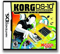 Korg DS-10+ Synthesizer DS cover (VKGE)