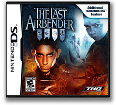 An M. Night Shyamalan Film - The Last Airbender DS cover (VLAE)