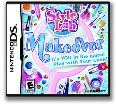 Style Lab - Makeover DS cover (VMOE)