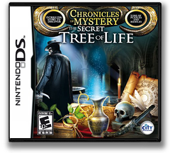 Chronicles of Mystery - The Secret Tree of Life DS cover (VMYE)