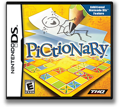 Pictionary DS cover (VPIE)
