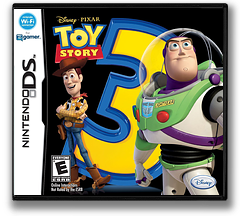 Toy Story 3 DS cover (VT3E)