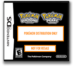 Dragonite Distribution 2008 DS cover (Y6DE)