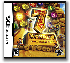 7 Wonders of the Ancient World DS cover (Y7WE)