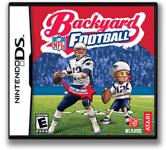 Backyard Football DS cover (YARE)