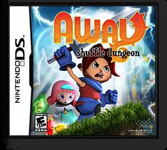 Away - Shuffle Dungeon DS cover (YAWE)