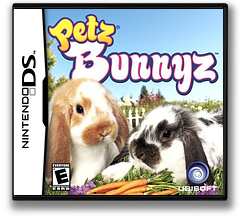 Petz - Bunnyz DS cover (YBWE)