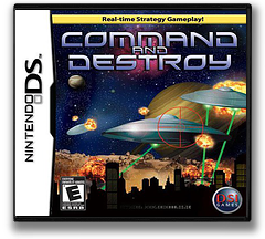 Command and Destroy DS cover (YC5E)