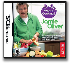 What's Cooking - Jamie Oliver DS cover (YCVE)