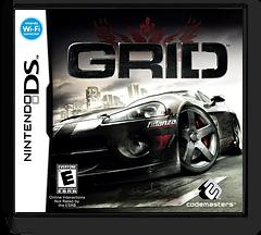 Grid DS cover (YG6E)