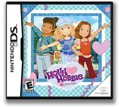 Holly Hobbie & Friends DS cover (YHFE)