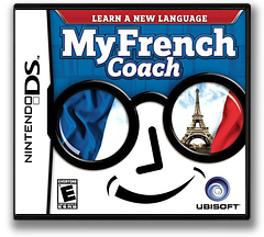My French Coach - Learn a New Language DS cover (YIFE)