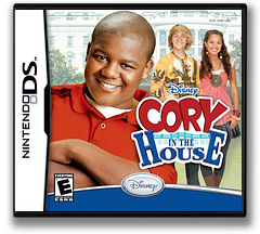 Cory in the House DS cover (YIHE)