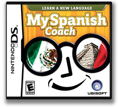 My Spanish Coach - Learn a New Language DS cover (YISE)