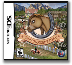 Championship Pony DS cover (YIYE)